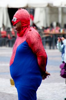 Spiderman Gone Bad